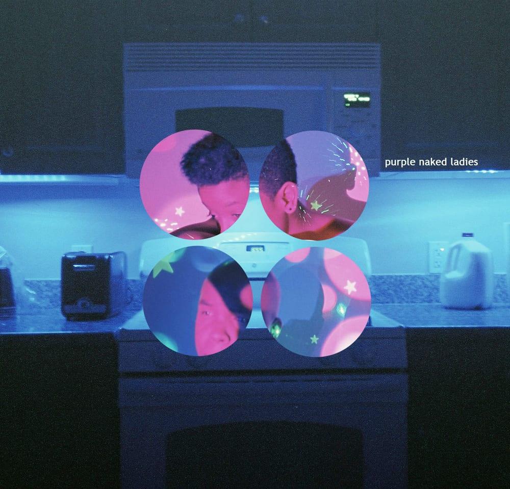 New album Purple Naked Ladies from Odd Future collaborators