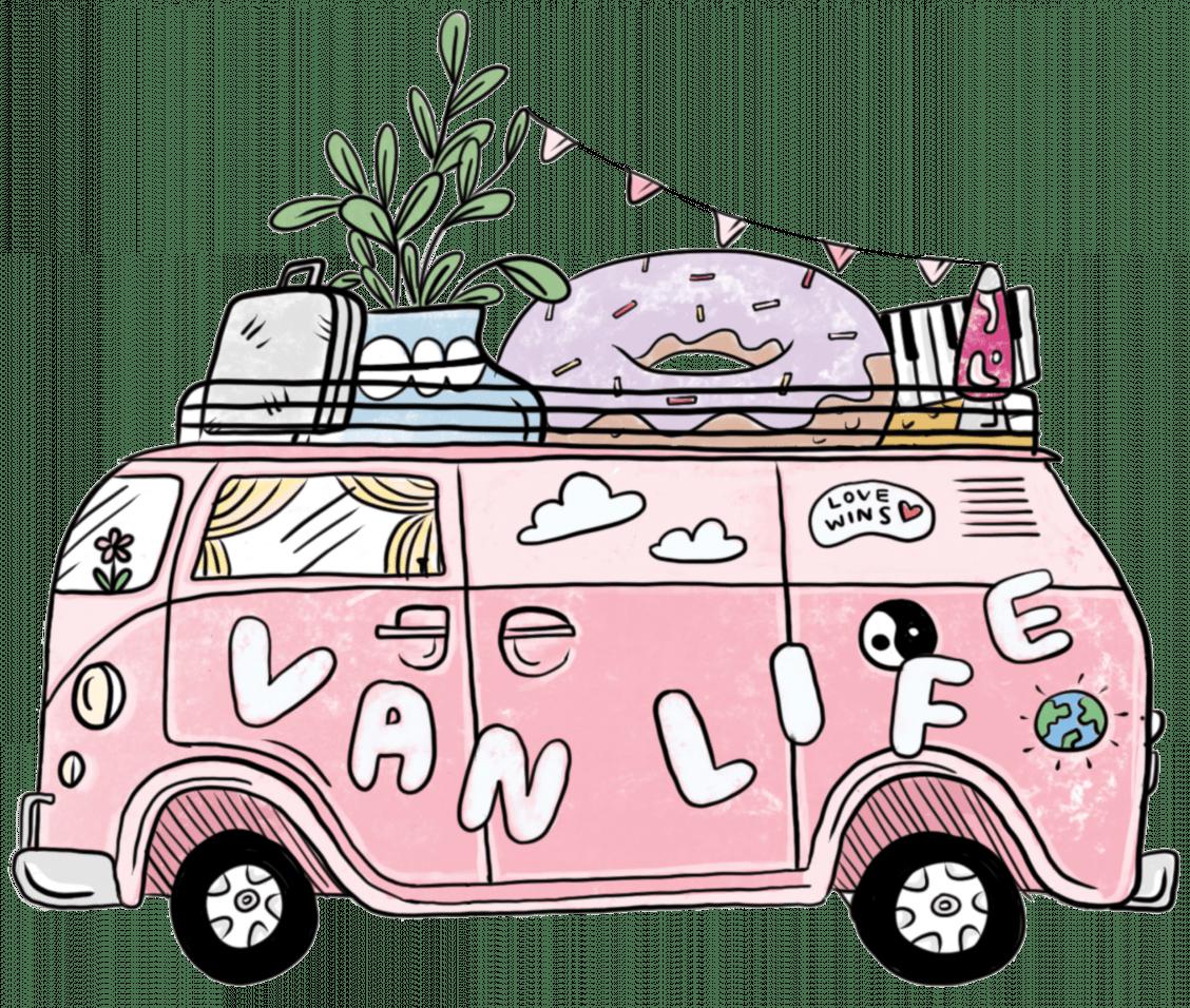 Creating Wonder U Of S Alumna Renovates Van To Have A